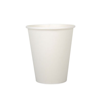 12oz Disposable Single Wall Cup x 50 Pack