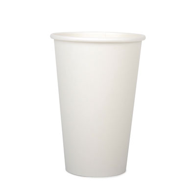 16oz Disposable Single Wall Cup x 1000 Case