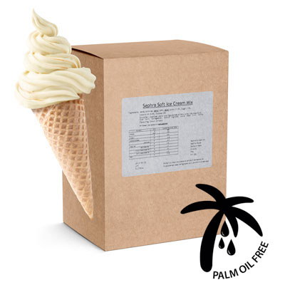 Sephra Vanilla Ice Cream Mix - 5ltr
