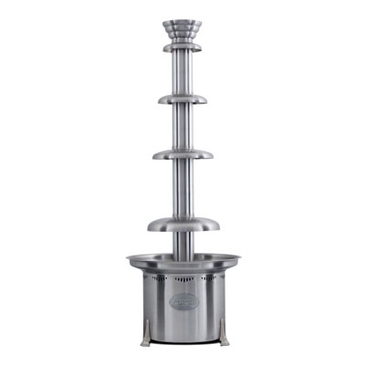 Sephra CF54RC Convertible Commercial Chocolate Fountain