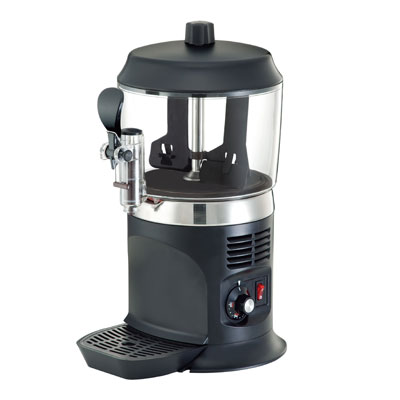 Sephra Hot Chocolate Dispenser 5L Black
