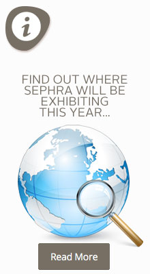 Sephra Europe Exhibitions