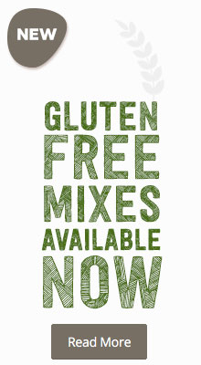 Sephra Gluten Free Mixes Available Now