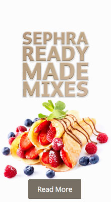 Sephra Ready Made Mixes