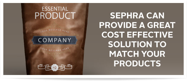 Sephra Solutions - Private Labelling and Project Work