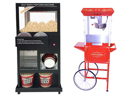 Sephra Popcorn Machines