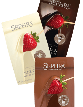 Sephra Belgian Couverture Chocolate