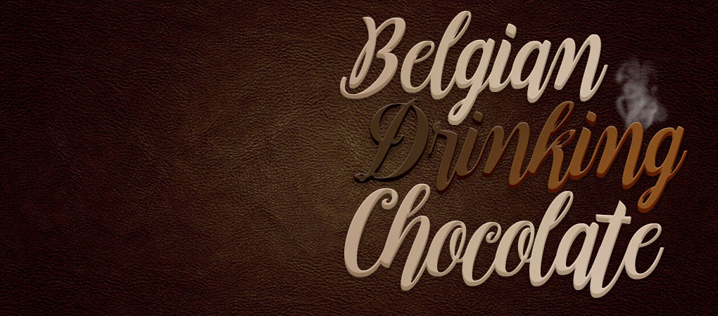Belgian Drinking Chocolate