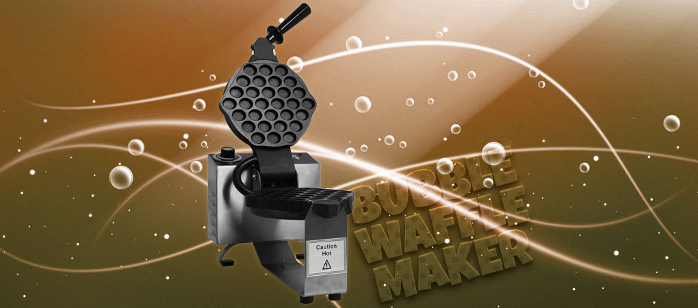 Sephra New & Improved Bubble Waffle Maker