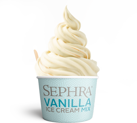 Sephra Ice Cream Mix